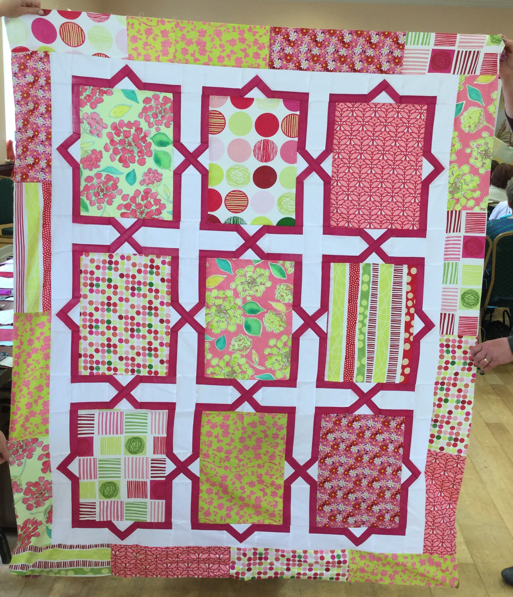May Meeting Recap Southern Branch Of The Irish Patchwork Society