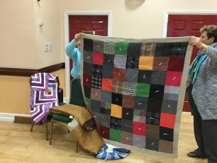 Siobhan's Tweed