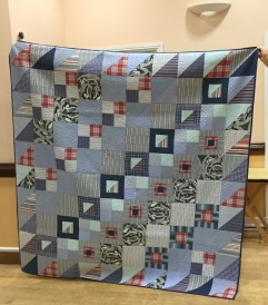 Gill Turley Workshop Quilt